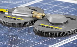 Kärcher Reinigungssystem für Solarmodule