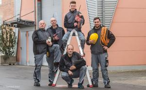 Mitarbeiter-Team von Elektrotechnik Will
